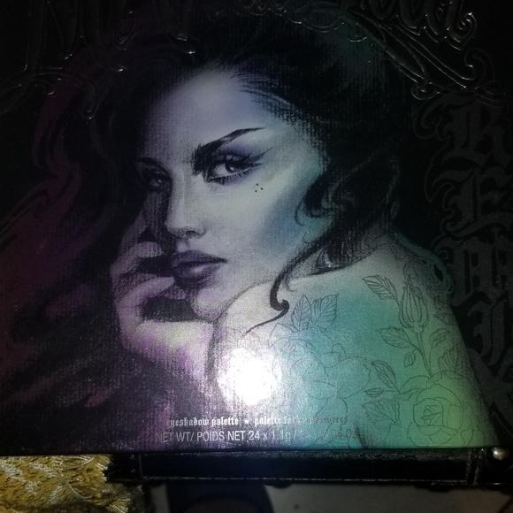 Kat Von D Other - Kat Von D-Mi Vida Loca Eyeshadow Palette